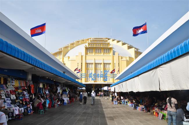 Siem Riep-Phnom Penh