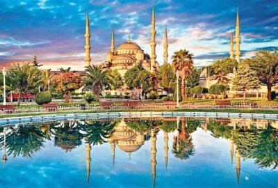 ISTANBUL – CANAKKALE – KUSADASI – PAMUKKALE – KONYA – CAPPADOCIA – ISTANBUL 9N8D