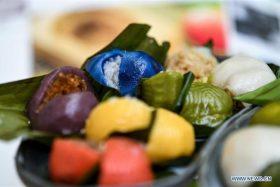 Nyonya Kuih – món bánh màu sắc đặc sản Malaysia