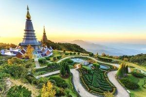 HÀ NỘI – CHIANG MAI – CHIANG RAI – HÀ NỘI 4N3D Bay Hàng Không Bangkok Airways